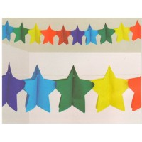 Star Hanging Garland